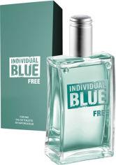 Акция на Туалетная вода для мужчин Avon Individual Blue Free 100 мл (14573)(ROZ6400101967) от Rozetka