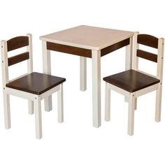 Акция на Столик для детей со стульями Fenster Юниор Венге от Allo UA
