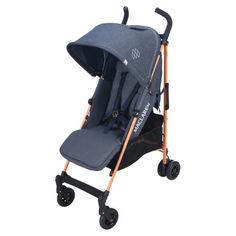 Акция на Детская коляска прогулочная Maclaren Quest Denim Indigo (WD1G043312) от Allo UA