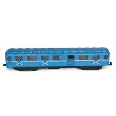 Акция на Масштабная модель Технопарк Вагон метро (SB-17-19WB) от Allo UA