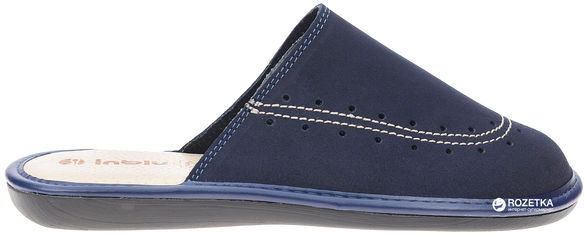 Комнатные тапочки Inblu TA-4X 41 Синие от Rozetka
