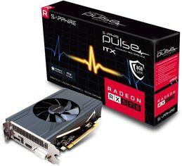 Акция на Видеокарта SAPPHIRE PULSE RADEON RX 570 ITX 8G GDDR5 (11266-37-20G) от MOYO