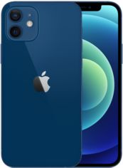 Акция на Apple iPhone 12 128GB Blue от Stylus
