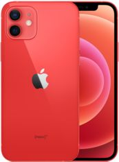 Акция на Apple iPhone 12 256GB Red от Stylus