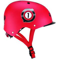 Акция на Шлем GLOBBER Гонки красный 48-53см (XS/S) (507-102) от Allo UA