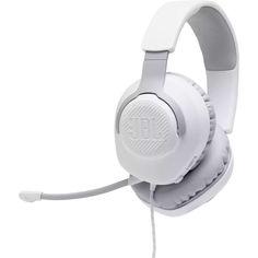 Акция на Наушники JBL Quantum 100 (JBLQUANTUM100WHT) White от Allo UA