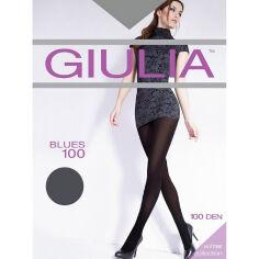 Акция на Колготки женские 100 Den Blues 3D Giulia greystone 4 от Podushka