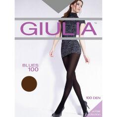 Акция на Колготки женские 100 Den Blues 3D Giulia caffe 5 от Podushka