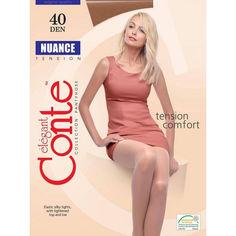 Акция на Колготки женские 40 Den Nuance Conte 8с-37сп mocca 2 от Podushka