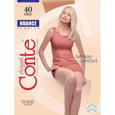 Акция на Колготки женские 40 Den Nuance Conte 8с-37сп bronz 2 от Podushka