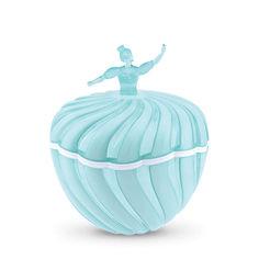 Акция на Сахарница пластиковая Titiz Safir AP-9195-LB голубая от Podushka