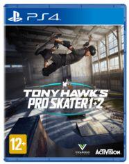 Акция на Игра Tony Hawk Pro Skater 1&2 (PS4,Английский язык) от MOYO