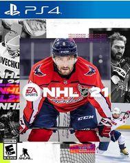 Акция на Игра NHL21 (PS4, Русская версия) от MOYO