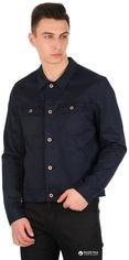 Джинсовая куртка Armani Exchange 6XZB29-ZDF6Z-1510 S Темно-синяя (8056685051570)_2866036 от Rozetka