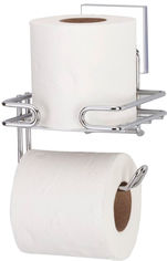 Акция на Держатель для туалетной бумаги TEKNO-TEL EF.275-К хром от Rozetka