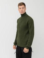 Акция на Свитер Brandit Marine Pullover 5019.1-S Зеленый (4051773090046) от Rozetka