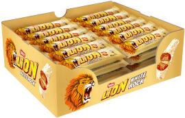 Акция на Упаковка батончиков NESTLE LION White Rock 48 шт х 42 г (7613035620926) от Rozetka