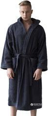 Акция на Халат махровый Sleeper Set Men's Bath Robe SS-GMBR S-M Graphite (ROZ6205003878) от Rozetka