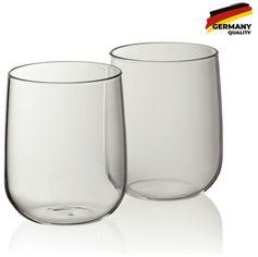 Акция на Набор стаканов Kela Fontana 250 мл 2 шт. (12417) от Stylus