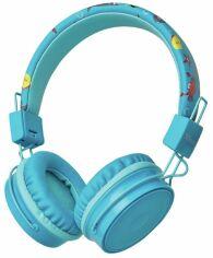 Акция на Навушники Trust Comi Wireless Kids Headphones (23128) Blue от Територія твоєї техніки