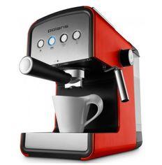 Акция на Кофеварка эспрессо POLARIS PCM 1516E Adore Crema от Територія твоєї техніки