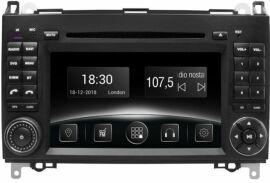 Акция на Автомагнітола штатна Gazer CM6007-W169 для Mercedes A, B, Vito, Viano, Sprinter 2003-2012 от Територія твоєї техніки