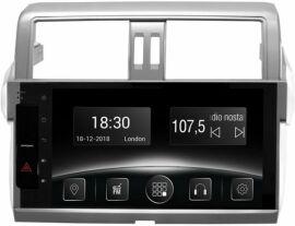 Акция на Автомагнітола штатна Gazer CM6510-J150H/L для Toyota Prado, LC150-High/Low level от Територія твоєї техніки