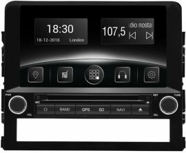 Акция на Автомагнітола штатна Gazer CM6009-J200N для Toyota LC 200 (J200N) 2016-2017 от Територія твоєї техніки