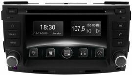 Акция на Автомагнітола штатна Gazer CM6006-NF для Hyundai Sonata (NF) 2009-2010 от Територія твоєї техніки