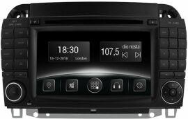 Акция на Автомагнітола штатна Gazer CM6007-W220 для Mercedes S (W220) 1998-2005 от Територія твоєї техніки
