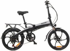 Акция на Электровелосипед Maxxter RUFFER Black/Silver от Територія твоєї техніки