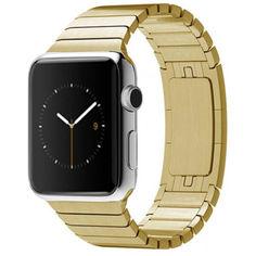 Акция на Ремешок XoKo Link Bracelet для Apple Watch 38-40mm Gold (XK-LN-BGD) от Allo UA