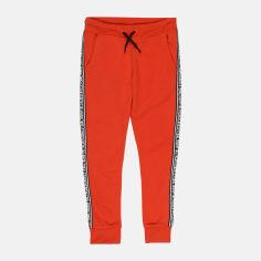 Акция на Спортивные штаны Reporter Young 203-0117G-17-660-1-M 140 см Розово-красные (5900703669137) от Rozetka