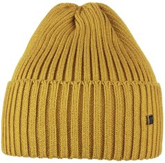 Акция на Демисезонная шапка Anmerino Blick 52-54 см Горчичная (ROZ6400023721) от Rozetka