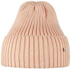 Акция на Демисезонная шапка Anmerino Blick 52-54 см Персиковая (ROZ6400023757) от Rozetka