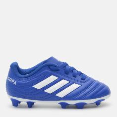 Акция на Бутсы Adidas Copa 20.4 Fg J EH1813 28.5 (UK) 17 см Team Royal Blue (4062059829144) от Rozetka