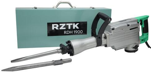 Акция на Отбойный молоток RZTK RDH 1900 от Rozetka