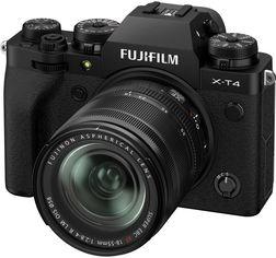 Акция на Fujifilm X-T4 kit (18-55mm) Black от Y.UA