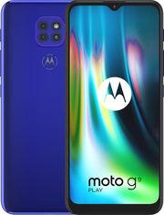 Акция на Motorola G9 Play 4/64GB Sapphire Blue (UA UCRF) от Stylus