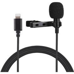 Акция на Микрофон петличка Puluz PU426 1,5м (for iPhone) от Allo UA