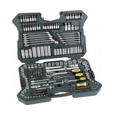 Акция на Набор инструментов Mannesmann M98430 215 pcs многофункциональный от Allo UA