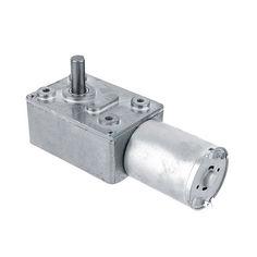 Акция на Мотор редуктор червячный JGY-370 12В 3об/мин от Allo UA