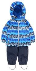 Акция на Демисезонный комплект (куртка + полукомбинезон) Lenne Wave 19212/2290 86 см (4741578269784) от Rozetka