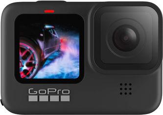 Акция на Видеокамера GoPro HERO 9 Black (CHDHX-901-RW) от Rozetka