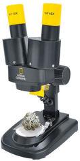 Акция на Микроскоп National Geographic Stereo 20x (9119000) от Rozetka