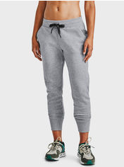 Акция на Спортивные штаны Under Armour UA Rival Fleece EMB Pant 1362420-035 M (194513061518) от Rozetka