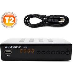 Акция на World Vision T62A с HDMi кабель 1метр от Allo UA