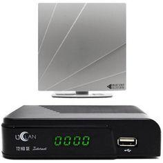Акция на uClan T2 HD SE Internet с Комнатной антенной ARU-01 от Allo UA