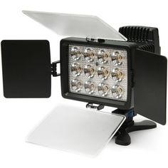 Акция на Накамерный свет PowerPlant LED 1040A (LED1040A) от Allo UA