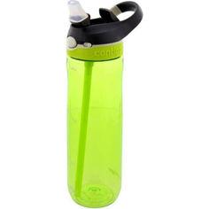 Акция на Бутылка для воды Contigo Ashland 709 мл Vibrant Lime от Allo UA